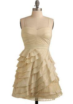 Baklava Beauty Dress, #ModCloth Rufles!!