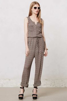Darby Ikat Jumpsuit | Anthropologie.eu