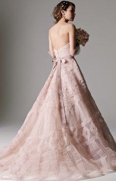 Courtesy of Watters wedding dresses; www.watters.com; Wedding dress idea.