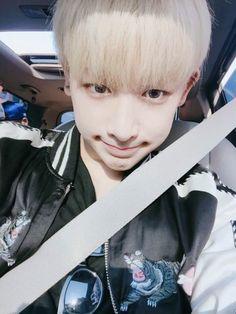 Wonho oppa😍soo cute😘😘😘