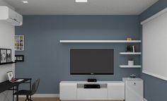 Home office parceria TokStok