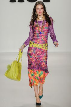 Betsey Johnson   Fall 2014 Ready-to-Wear Collection