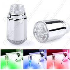 Mousseur à LED pour robinet
