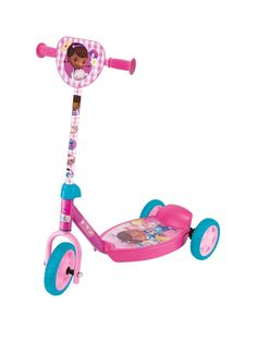 Wide Ride Scooter, http://www.littlewoods.com/doc-mcstuffins-wide-ride-scooter/1288205352.prd