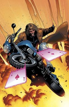 27 Gambit Covers That Will Convince Channing Tatum To Stay - Comic Book Resources