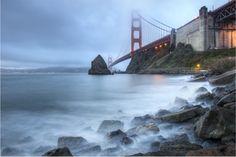 Golden Gate Bridge, San Francisco, California from  www.abpan.com