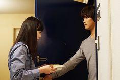 Nao e Uehara Goog Morning, Good Morning Call, Kentaro Sakaguchi, Drama Memes, Japanese Drama, Ulzzang Couple, Boys Over Flowers, Thai Drama, Film Serie