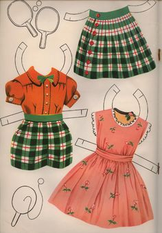 Little Miss Alice and Her Dolly cloths page 3* The International Paper Doll Society by Arielle Gabriel for all paper doll and paper toy lovers. Mattel, DIsney, Betsy McCall, etc. Join me at #ArtrA, #QuanYin5 Linked In QuanYin5 YouTube QuanYin5!