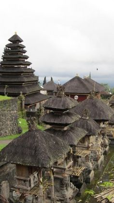 """Mother Temple in Bali.  """"Wow"""" doesn't do justice."""