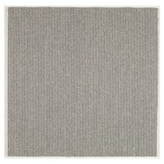 Capel Rugs Shoal Platinum Sisal Woven Indoor Area Rug, Silver
