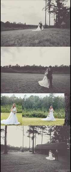 The bride is wearing our #Ingridbelt. Rustic Farm Wedding Southern Pines, Pinehurst NC Wedding Photographer www.tamtopia.com  Follow #somethingtreasured