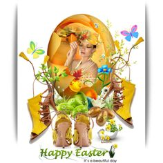 """""""Happy Easter"""" by ilona2010 on Polyvore"""