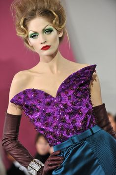 Paris Fashion Week Haute Couture S/S 2010 - Christian Dior