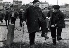 Atelier Robert Doisneau |Galeries virtuelles desphotographies de Doisneau - L'Auvergne
