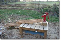 What do you think? Could work in our outdoor classroom space? :) Yup, I think so too!