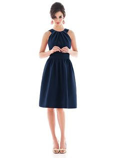 Alfred Sung Style D494 http://www.dessy.com/dresses/bridesmaid/d494/?color=midnight=47#.Uiofp3fBxn8