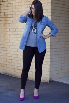 Black skinny jeans a