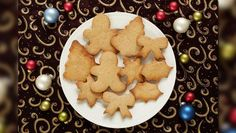 Check out the recipe for gingerbread cookies from Disney's Grand Floridian Resort & Spa. Ginger Bread Cookies Recipe, Cookie Recipes, Yummy Recipes, Ginger Cookies, Disney Christmas Decorations, Christmas Treats, Disney Food, Disney Recipes, Xmas