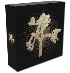 U2 - The Joshua Tree: 30th Anniversary 180g Vinyl 7LP Box Set June 2 2017 Pre-order