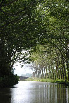 Canal du Midi....France