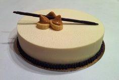 Te gusta el mousse de chocolate y el chocolate blanco? mira esta Tarta de mousse de chocolate blanco para que la pongas en practica y nos...