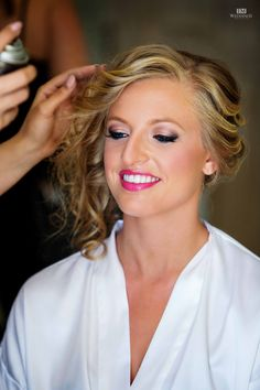 Brittney getting her hair & makeup ready for her dream Cabo wedding. Mexico pink lips look so good on her! . #wedding #makeup #makeupartist #beauty #love #bridetobe #wedspiration #destinationwedding #cabo #cabosanlucas #mexicowedding #loscaboswedding #almavallejo #cabomakeup #weddings #bride #bridal #bridalmakeup #bridalhair #hairstyle #airbrush #bridesmaids #bridalparty #cabomakeupartist