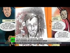 Snowden story becoming big $$$$  Edward Snowden is becoming a big industry. From books and action figures to comics and movies, the business of capitalizing on Snowden's now-famous story is growing. Many of the whistleblower's supporters and fellow activists are concerned, however, that this may damage the credibility of the former National Security Agency contractor's work. RT's Anastasia Churkina speaks to some of those supporters and gets their thoughts