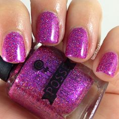 Lollipop Posse Lacquer Midnight Checkout Queen