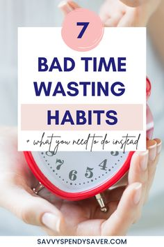time wasters you need to be aware off time management tips| time management strategies simple|time management tips for moms|time management tips for work|better time management tips|tips for better time management|time management strategies simple|schedule time management| productive time|productive time management|how to stop wasting time|how to stop wasting time on phone| how to stop wasting time tips|how to stop wasting time and get things done|how to stop wasting time on social media Time Management Strategies, Good Time Management, Get Your Life, Organize Your Life, Succesful People, Time Management Printable, Stop Wasting Time, Time Wasters, Productive Things To Do