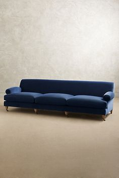 Like the blue.  Use as base color for reupholstering my sectional #anthrofave DREAM sofa.