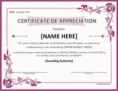 Nice editable certificate of appreciation template example with certificate of appreciation for ms word download at httpcertificatesinn yelopaper Images