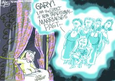 This Pat Bagley editorial cartoon appears in The Salt Lake Tribune on Monday, Dec. My Hero, Marriage, Neon Signs, Salt, Cartoons, Editorial, Valentines Day Weddings, Cartoon, Animated Cartoons