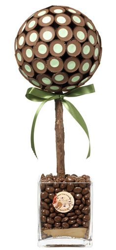 Harrods Chocolate Tree