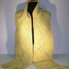 Susan Grant - yellow scarf