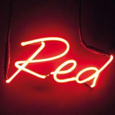 Neon Shades Red | Seletti | Wandleuchte