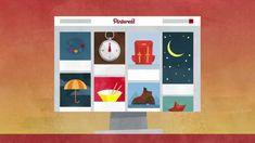 Was ist Pinterest? - Eine Eigenwerbung von Pinterest in Deutsch