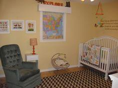 explore-travel themed nurseries - Google Search