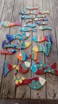 peces de ceramica - Buscar con Google