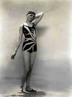 1927 swim suit