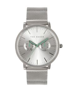 TE3037 MENS SUNRAY DIAL WATCH - Metal | Watches & Jewellery | Ted Baker UK #PinpoinTED