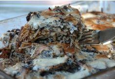 Lasagna, Cravings, Pie, Pasta, Sweets, Cookies, Poppy, Ethnic Recipes, Food