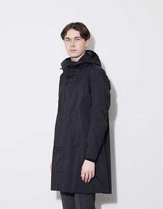 Arc'teryx Veilance Apsis Windshell Coat Black - Nitty Gritty Store
