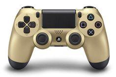 DUALSHOCK 4 Wireless Controller Gold