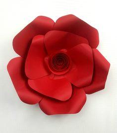 Handmade Giant Paper Flower 20 cm