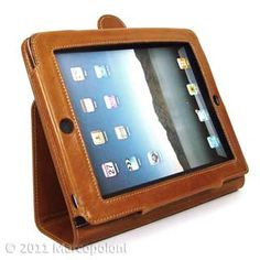italian leather ipad cases | ASTUCCIO - Italian Leather iPad Case