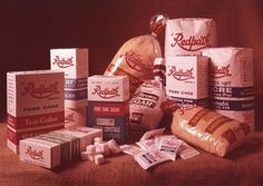 "The ""Redpath"" brand product line in 1965."