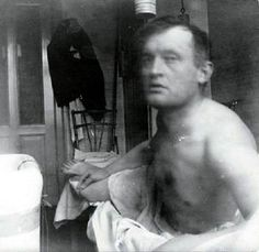 Edvard Munch, Self-portrait (c. 1908).