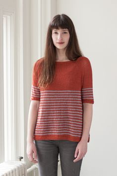 dubro by michiyo / in quince & co. sparrow