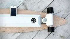 Hit the ramps and juice your phone with Chargeboard