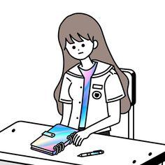 Teen Web, Teen Series, Web Drama, I Have A Secret, Doodle Inspiration, Drama Korea, Korean Art, Global Art, Aesthetic Art